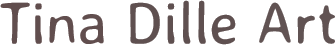 Tina Dille Art Logo