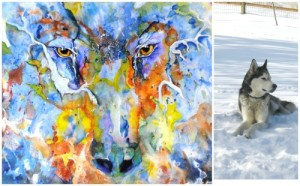 PicMonkey Collage eyes